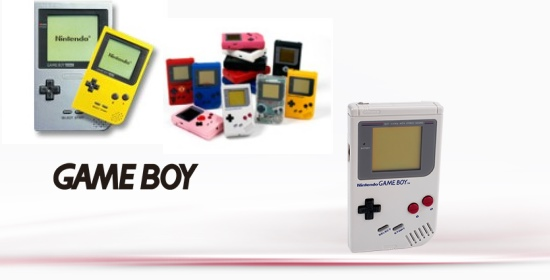 Game Boy 25 anni