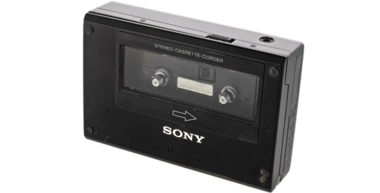 Sony walkman cop