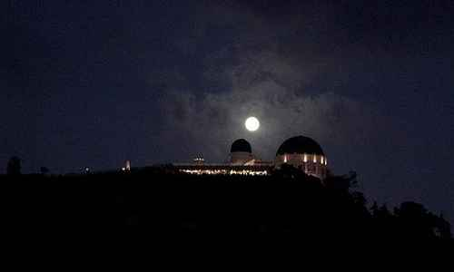 5 - Griffith Park Observatory Los Angeles