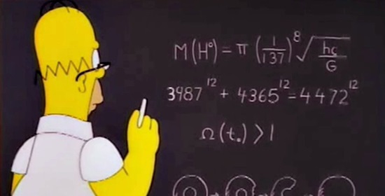 simpsons-matematica