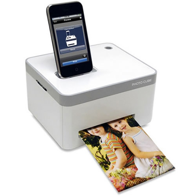 iPhone photo-printer