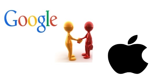 Google-Apple accordo