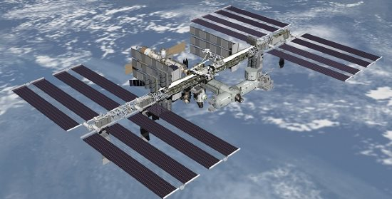 ISS stampante3d