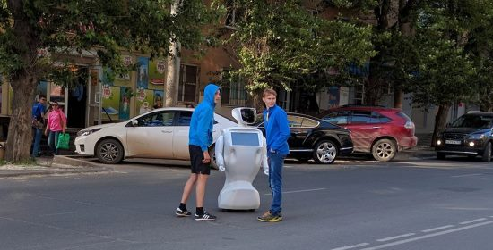 robot russia