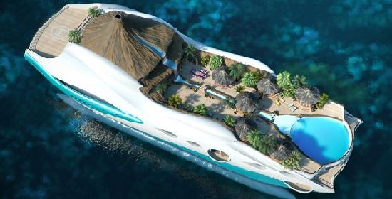 Yacht_Tropical_Island