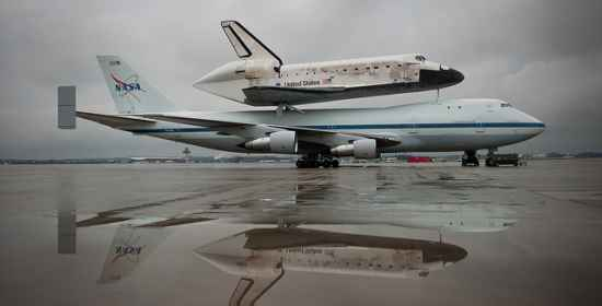 discovery boeing
